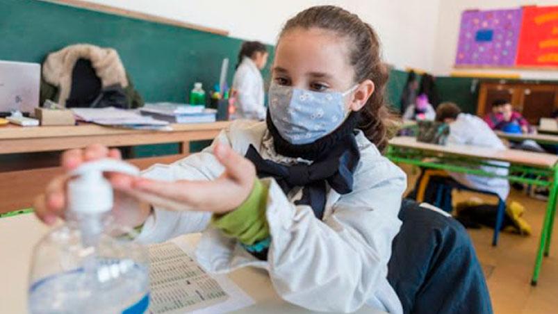 En La Carlota vuelven las clases bimodales: ¿Cómo es el retorno a las aulas en la Provincia?
