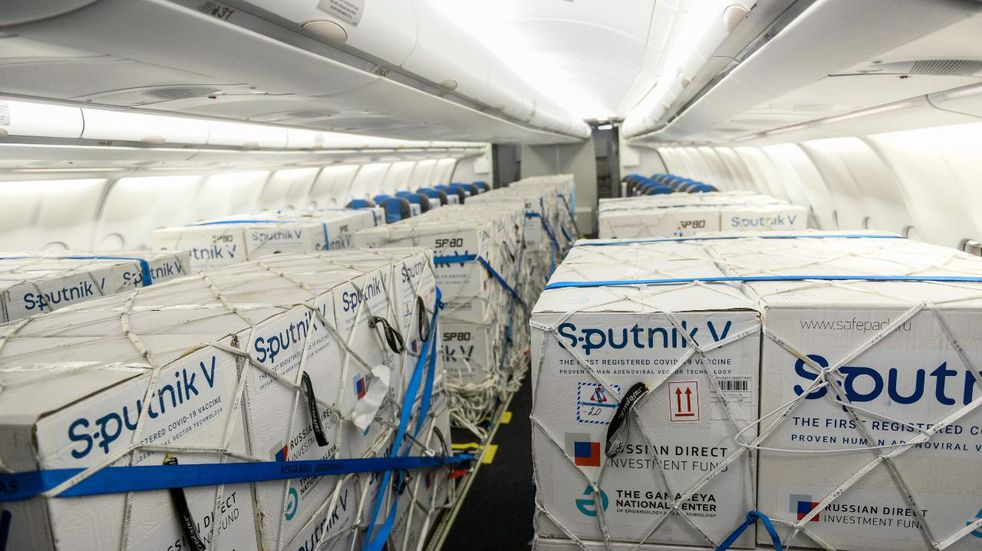 Llegaron más de 30 mil dosis del segundo componente de la Sputnik V a la provincia de Córdoba