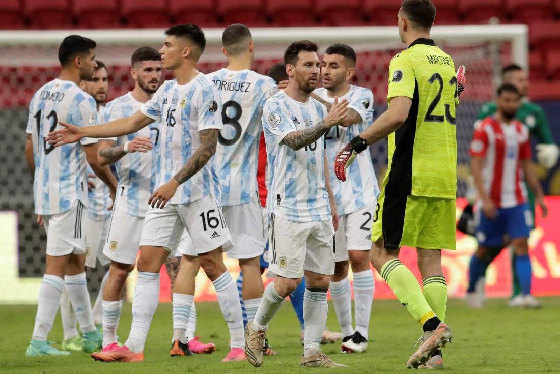 Copa América: así serán los cruces de cuartos de final