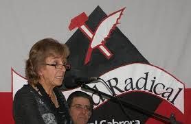 A un día de un nuevo aniversario de la UCR, el saludo de Elsa Scodelari