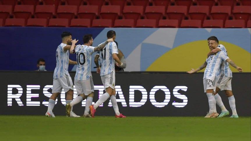 Copa América: Con un nuevo triunfo de Argentina, se cerró la tercera fecha