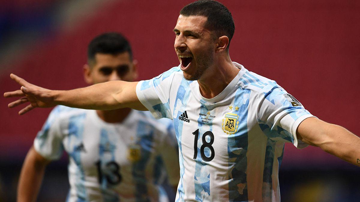 Copa América: Con triunfo de Argentina sobre Uruguay, se cerró la segunda fecha