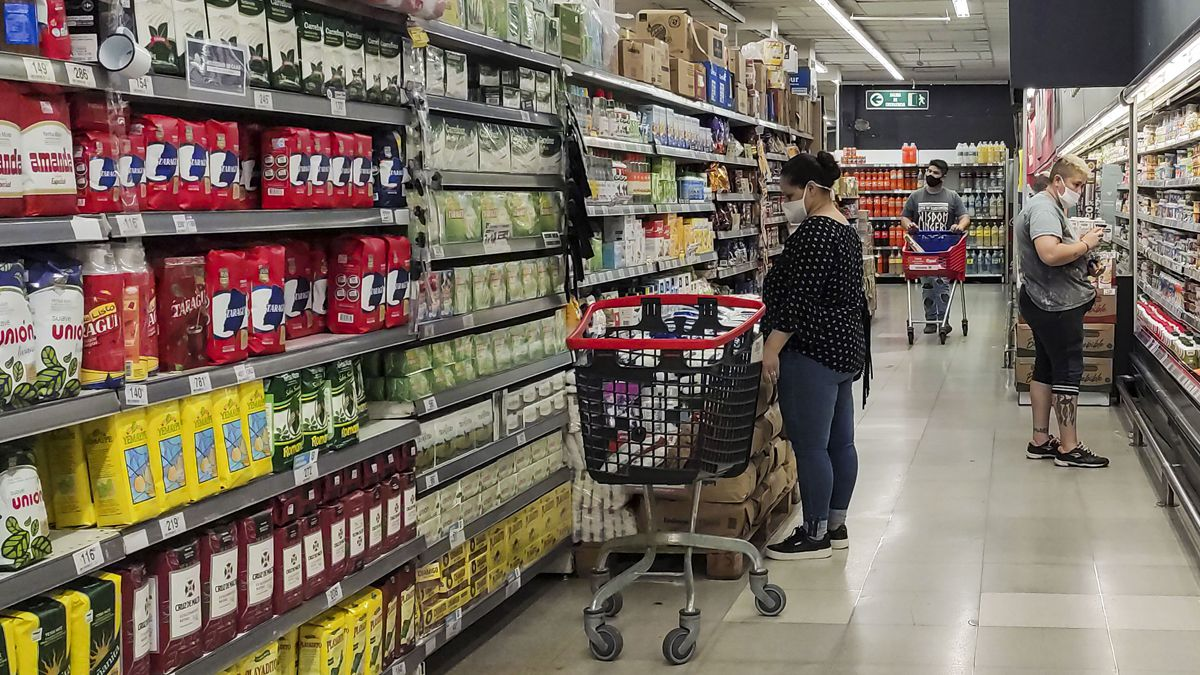 La inflación de mayo en Argentina fue de 3,3%