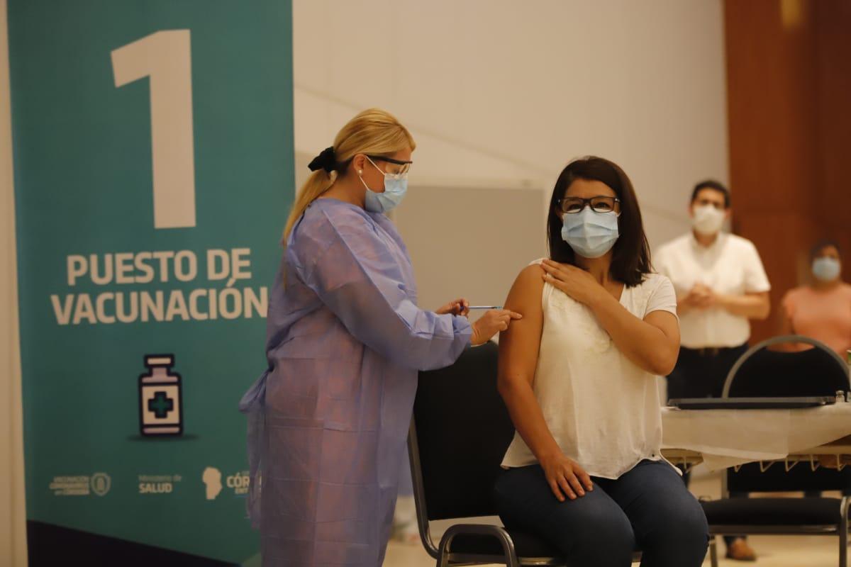 Reprogramación de vacunas Pfizer.