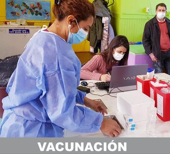 La Carlota: Desde el lunes se colocarán más de 900 vacunas contra el coronavirus