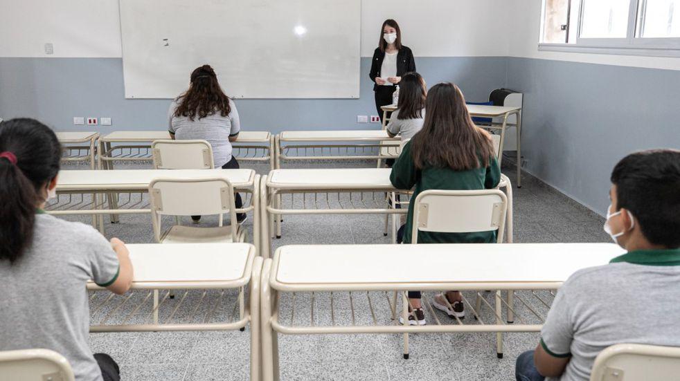 Vuelta a clases: Más de 230 escuelas de la región retomaron la presencialidad con alto presentismo