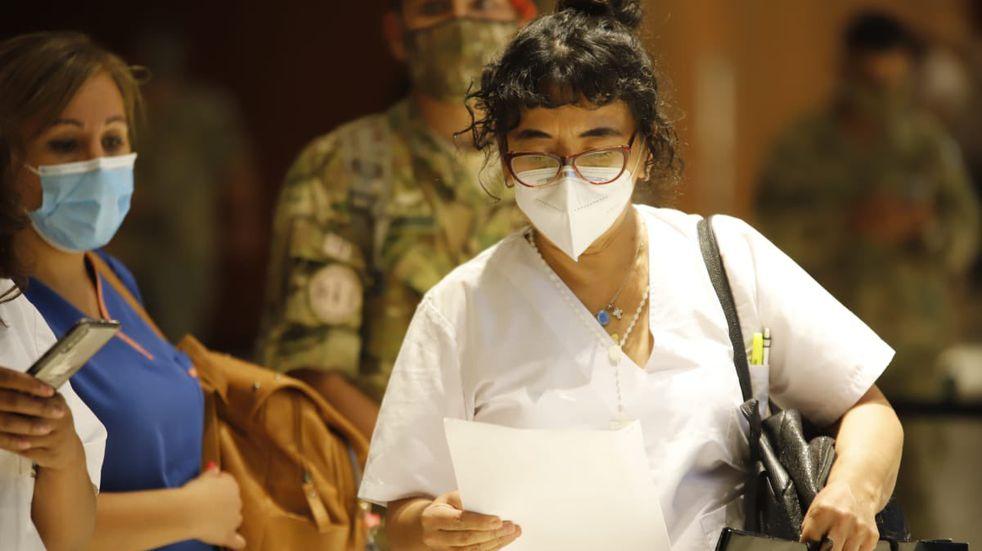 Covid-19 en La Carlota, Córdoba y Argentina: Situación epidemiológica durante el sábado 24