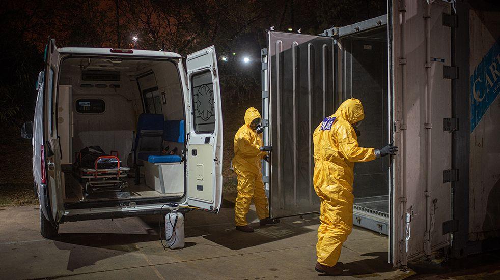 Coronavirus: Situación epidemiológica en La Carlota, Córdoba y Argentina en este viernes 23
