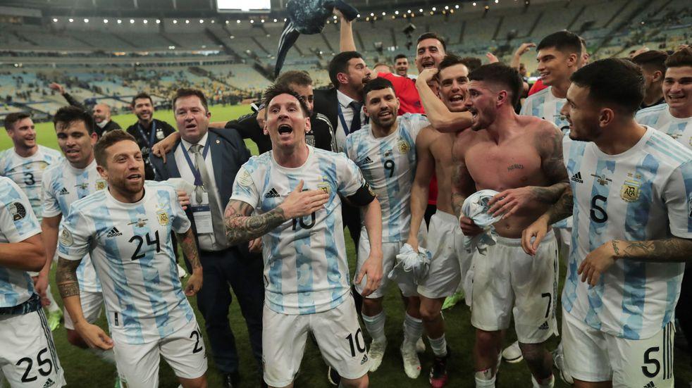 ¡Dale Campeón!: Argentina fue campeona de América, y el país vivió una jornada a puro festejo