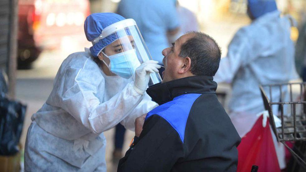 Situación epidemiológica por coronavirus en este martes 27