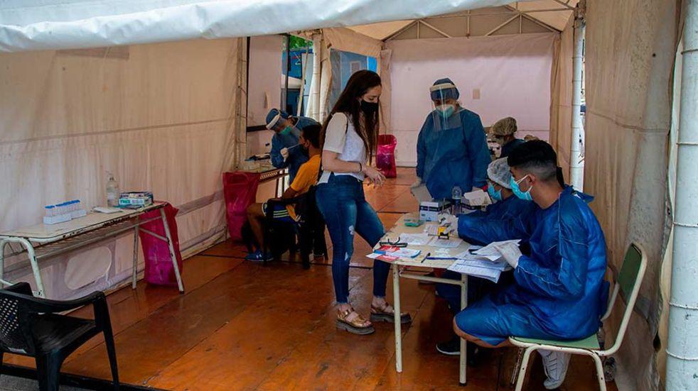 Situación epidemiológica por coronavirus este martes 20