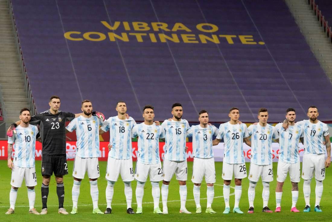 A una hora: Argentina y Brasil definen al campeón de la Copa América en el Maracaná