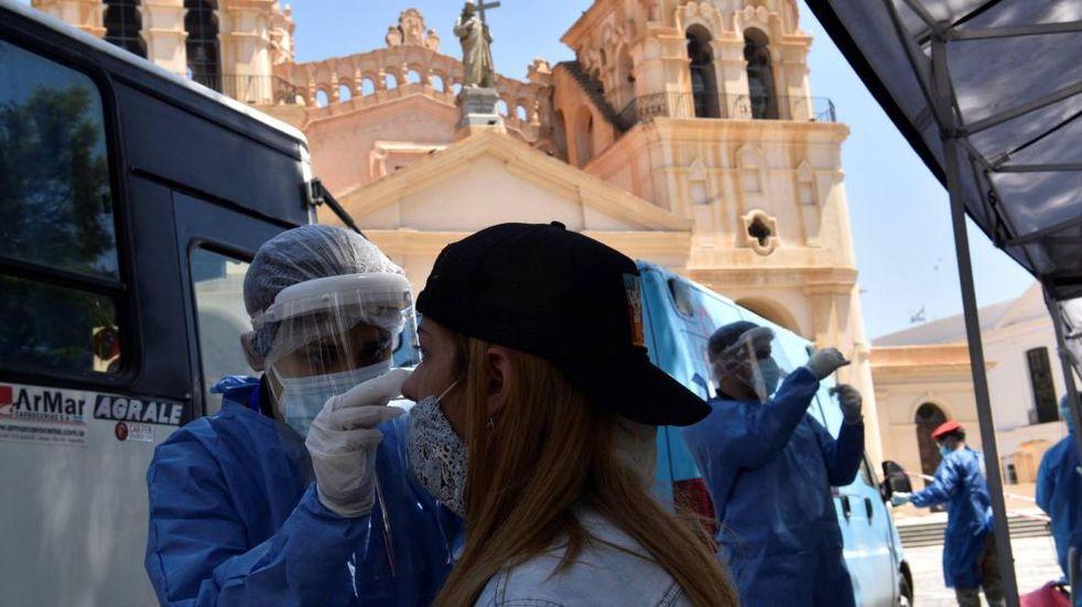 Coronavirus: Situación epidemiológica en la ciudad, la provincia y el país este miércoles 28