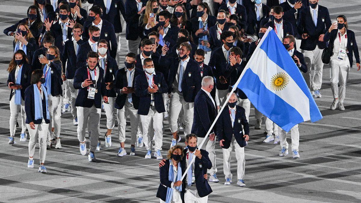 Tokio 2020: Se inauguraron los Juegos Olímpicos