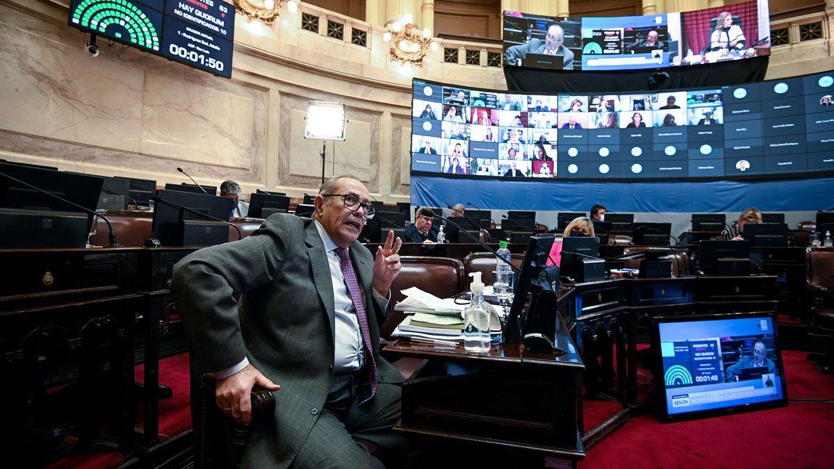 El Senado sancionó las nuevas leyes de Biocombustibles y del monotributo
