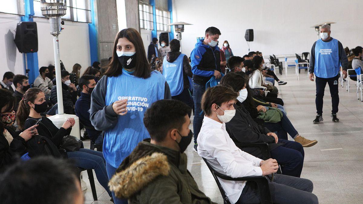 Coronavirus en Córdoba: Mayores de 40 podrán vacunarse sin turno previo con la primera dosis