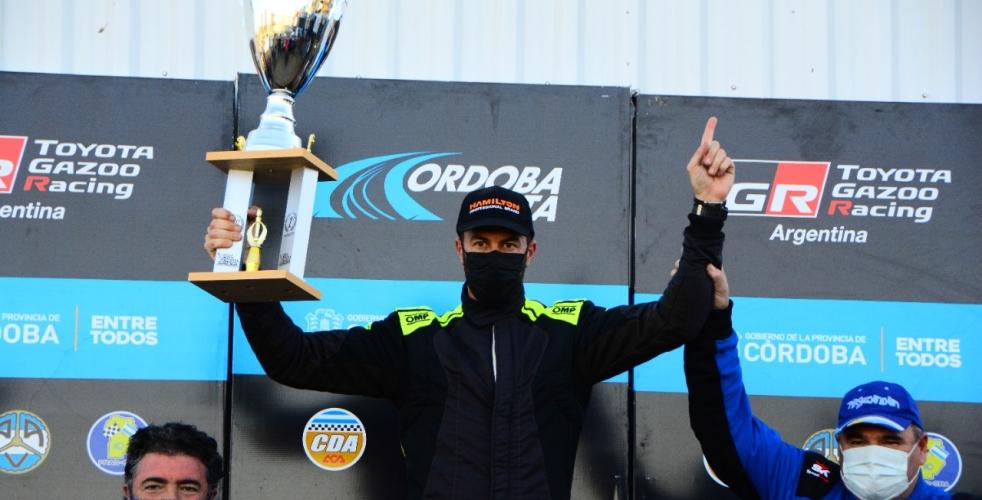 TC Pista 4000: en Río Cuarto, Alejandro Arzú selló su cuarta victoria de la temporada