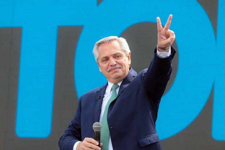Fernández: «No voy a traicionar al pueblo que me votó»