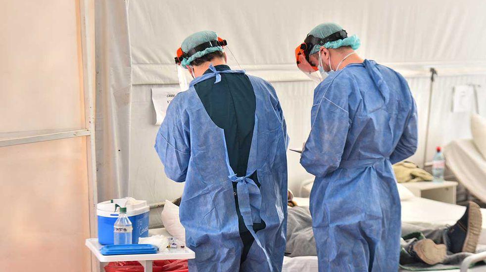 Covid-19: Situación epidemiológica en el primer día de agosto