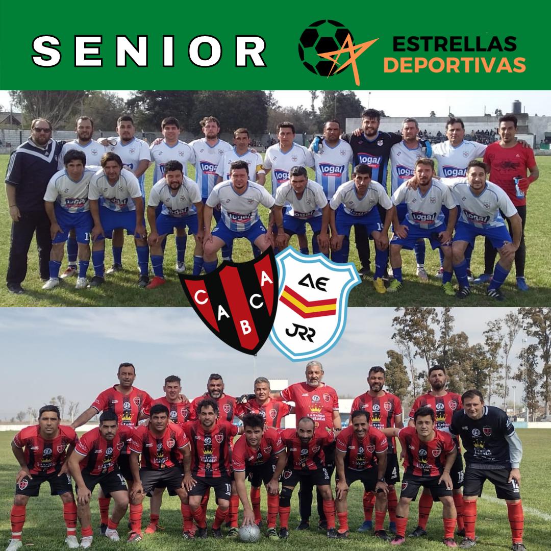 Fútbol Senior: Con victorias de Ross y Central, se puso al día el Torneo