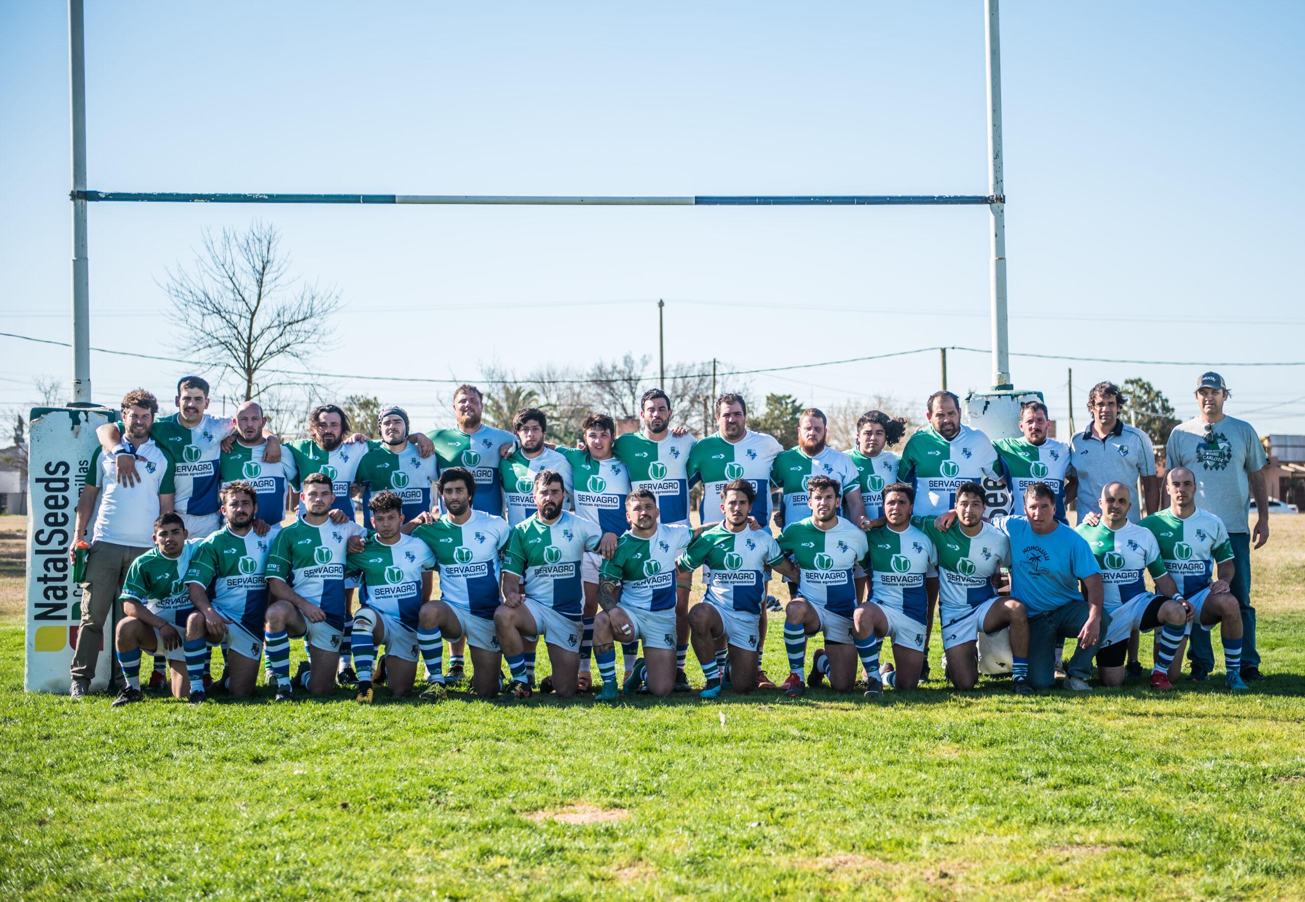 Super 10 de Rugby: Club Social igualó en su primer partido en La Carlota
