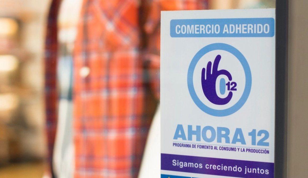 Buscando reanimar el consumo, el Gobierno anuncia la ampliación del Ahora 12