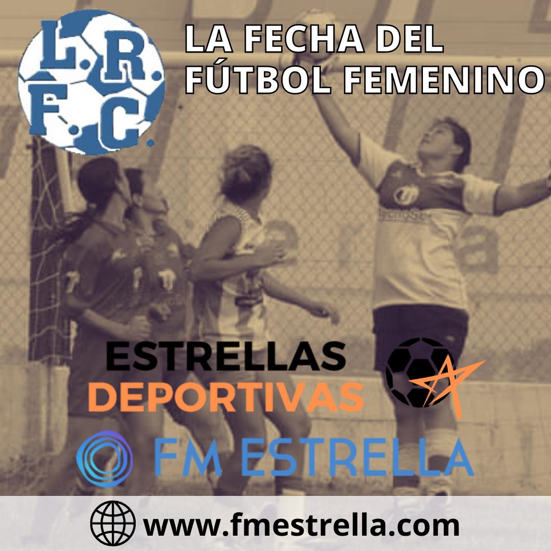Fútbol Femenino: Se disputó la tercera fecha de la LRFC
