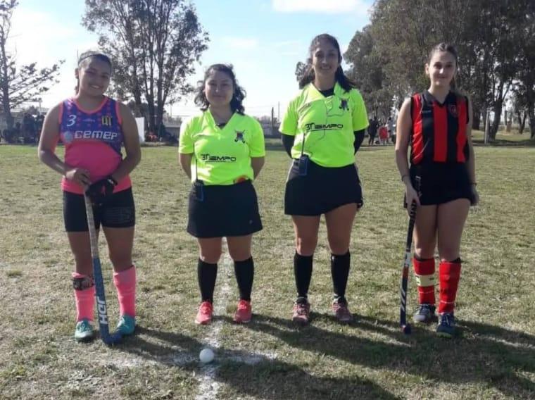 En el retorno de la Liga CorSan de Hockey, Central enfrentó a Belgrano de Arias
