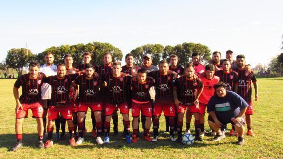 Con varios carlotenses, Sportivo Assunta es finalista de la Liga de Las Colonias
