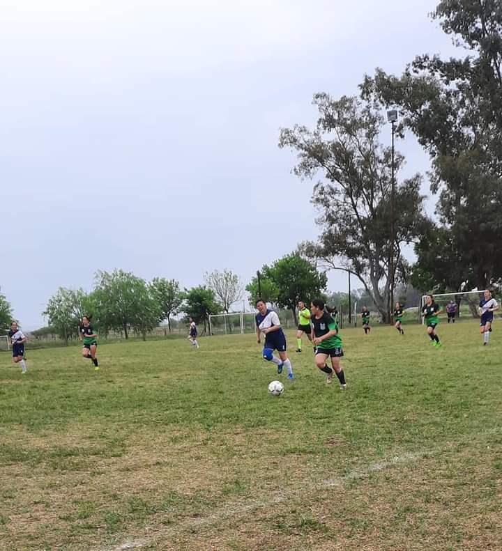 Fútbol Femenino: Se disputó la quinta fecha de la Liga de Canals
